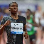 Francine Niyonsaba et Caster Semenya, toutes deux concernées par les nouvelles règles de l'IAAF sur l'hyperandrogénie s'aligneront sur le 2000m de Montreuil.