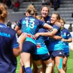 En remportant la finale du championnat Élite 1 contre Toulouse, les Montpelliéraines ont conservé leur titre de championnes de France de rugby féminin.