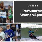 Chaque mardi, la newsletter WOMEN SPORTS vous propose un résumé de l'actualité du sport au féminin : résultats, événements, coups de coeur, informations...
