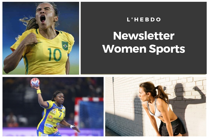 La newsletter WOMEN SPORTS du mardi 28 mai 2019