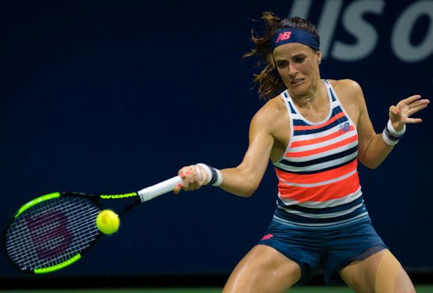 Tennis : l'Américaine Nicole Gibbs annonce qu'elle souffre d'un cancer