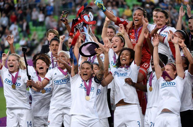 Ligue des champions : les Lyonnaises remportent le titre !