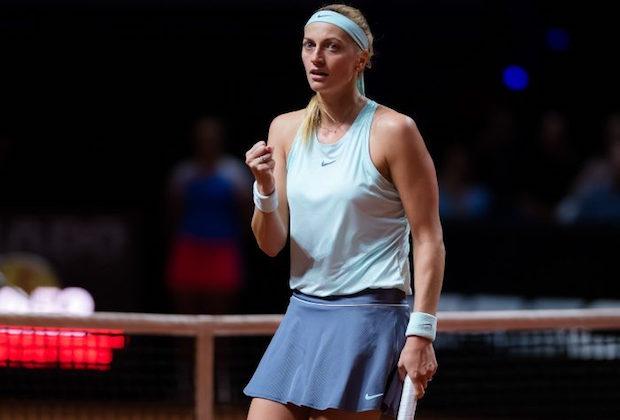 WTA Madrid : après Mladenovic, Petra Kvitova stoppe aussi Garcia