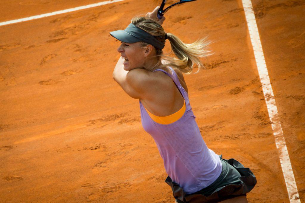 Roland-Garros : Maria Sharapova déclare forfait