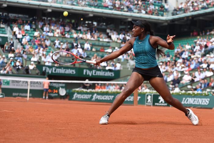 Roland-Garros : Sloane Stephens au 3e tour