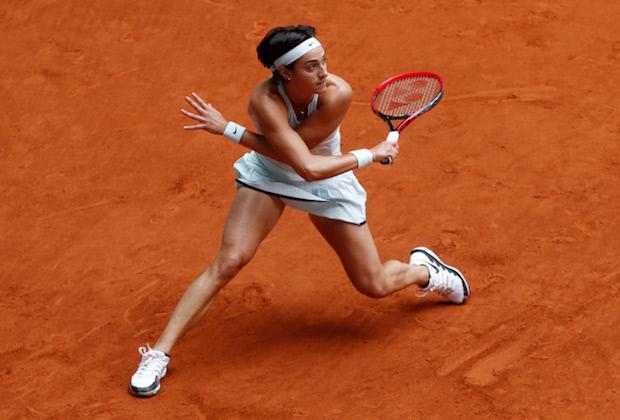 Roland-Garros 2019 : Caroline Garcia craque et sort par la petite porte