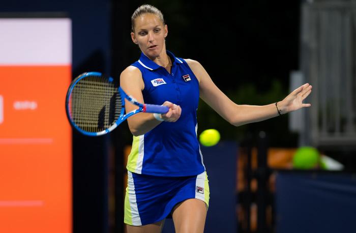 Roland-Garros : Pliskova se qualifie pour la suite