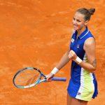 La N.2 mondialeKarolina Pliskova s'est qualifiée facilement pour le deuxième tour de Roland-Garros dimanche en battant l'Américaine Madison Brengle.