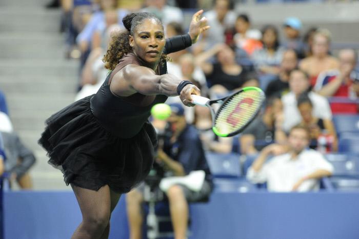 Roland-Garros : Serena Williams au 3e tour en 67 minutes
