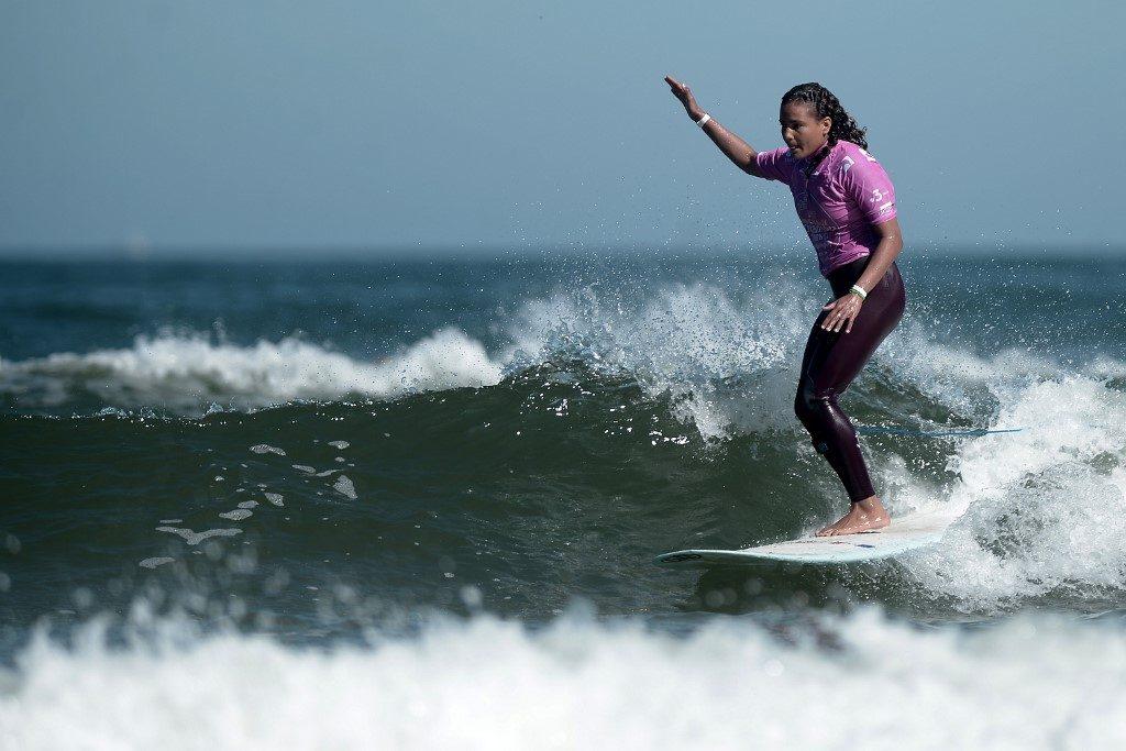 Longboard : la Française Alice Lemoigne sacrée championne du monde !