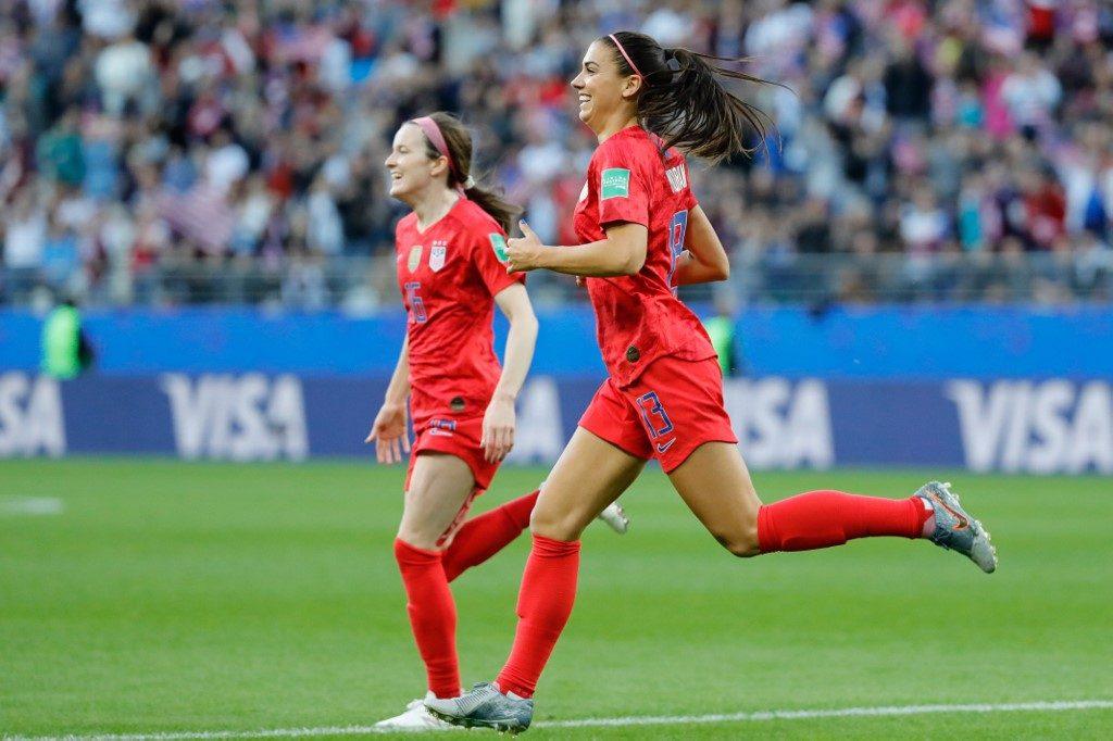 CDM France 2019 : les Américaines écrasent la Thaïlande 13-0, un record !