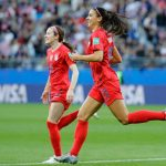 CDM France 2019 - Les Américaines ont battu le record du nombre de buts marqués sur un match de Coupe du monde féminine en écrasant la Thaïlande 13 à 0.