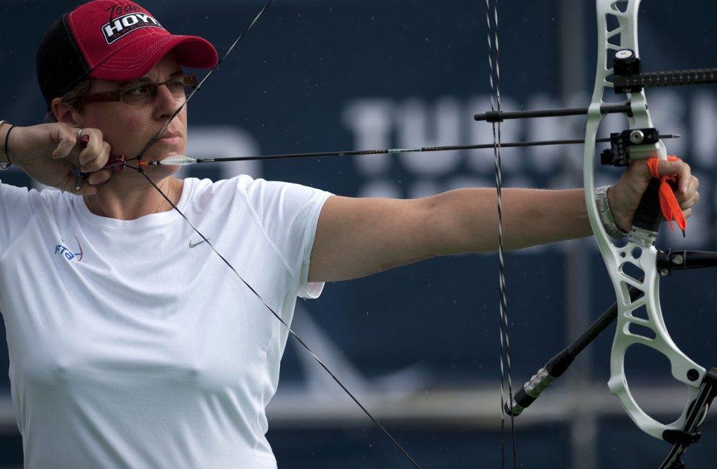 Jeux européens 2019 : la Française Sophie Dodemont médaillée de bronze en tir à l'arc