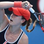 La Française Alizé Cornet, 55e mondiale au classement WTA, s'est qualifiée ce mercredi pour les quarts-de-finale du tournoi WTA d'Eastbourne (sur gazon).