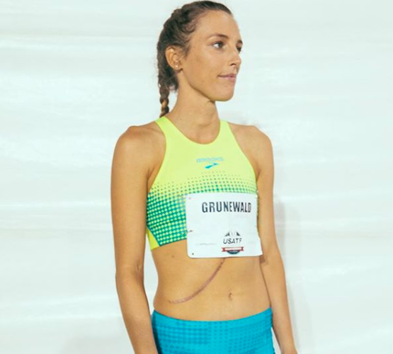Décès de l'athlète américaine Gabriele Grunewald à 32 ans