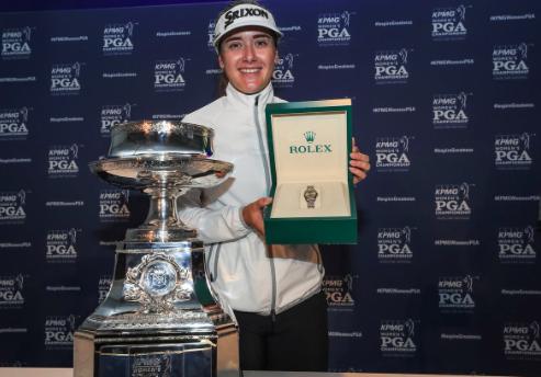 LPGA : Hannah Green remporte le Championnat PGA, à 22 ans !