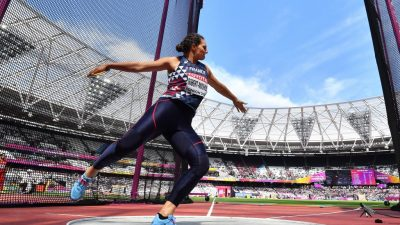 Ligue de diamant : déception pour la vice-championne olympique française Mélina Robert-Michon