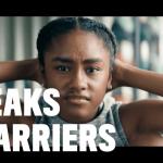 Avec sa campagne «She breaks barriers», Adidas veut casser les stéréotypes et apporter un soutien concret au sport féminin. L'opération ne fait que débuter.