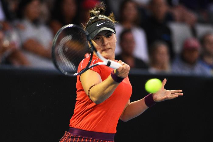 La révélation Bianca Andreescu dans l'obligation de renoncer à Wimbledon