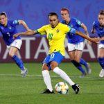 CDM France 2019 - Hier soir, avait lieue la troisième et dernière journée du groupe C de la Coupe du monde féminine de la FIFA France 2019.