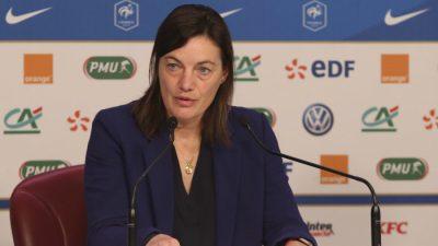CDM France 2019 : objectif première place pour les Bleues