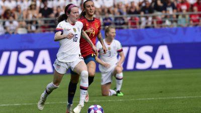 CDM France 2019 : les USA s'offrent un choc face à la France en quarts