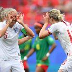 CDM France 2019 - L'Angleterre a dominé ce dimanche le Cameroun (3-0) dans le cadre des huitièmes de finale de la Coupe du monde féminine de la FIFA 2019.
