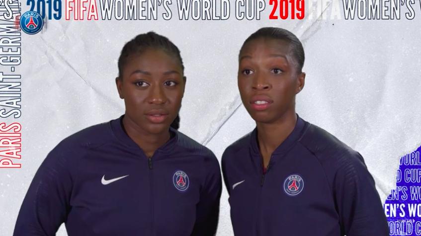 CDM France 2019 : Quand les joueuses parisiennes testent leurs connaissances sur la Coupe du monde…