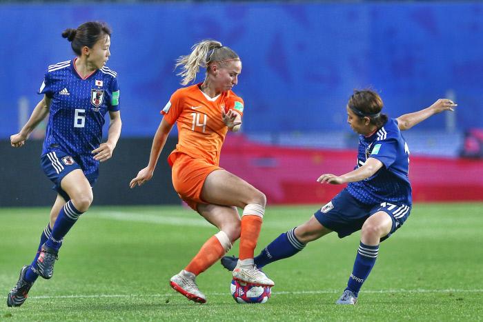 CDM France 2019 : les Pays-Bas décrochent le dernier ticket pour les quarts