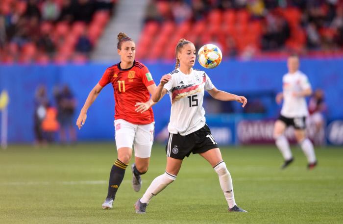 CDM France 2019 : l'Allemagne sort victorieuse de son duel contre l'Espagne