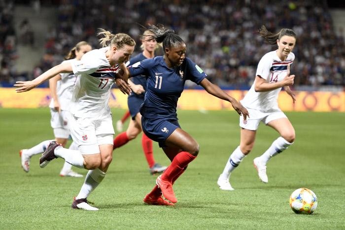 CDM France 2019 : la France enchaîne face à la Norvège et se rapproche des huitièmes