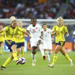 CDM France 2019 - Les Suédoises se sont qualifiées pour les quarts-de-finale de la Coupe du monde féminine de la FIFA 2019 en battant le Canada (1-0).