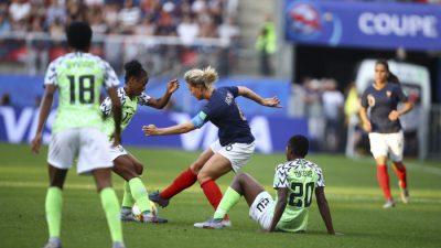 CDM France 2019 : les Bleues arrachent la première place du groupe