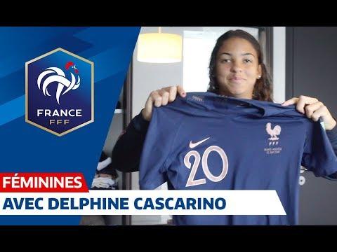 CDM France 2019 – Delphine Cascarino, prête pour affronter le Nigéria ce lundi ?