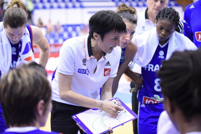 EuroBasket 2019 : Helena Ciak déclare forfait