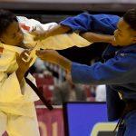 La Française Madeleine Malonga, championne d'Europe sortante, a remporté la médaille de bronze des Championnats d'Europe 2019 de judo lundi à Minsk (-78kg).