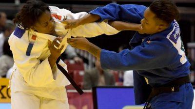 Euro Judo 2019 : Malonga (-78kg) en bronze