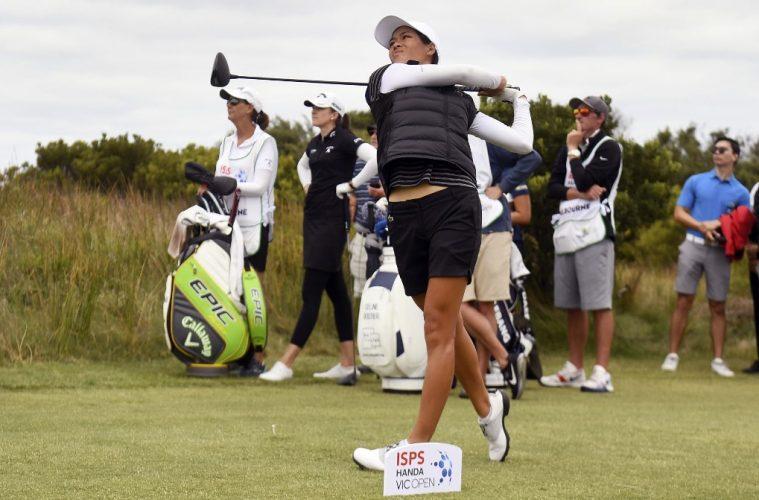 Golf : la Française Céline Boutier passe près du sacre à l'US Open