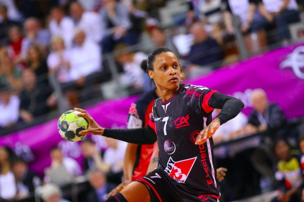 Handball : Allison Pineau quitte Brest pour Paris 92