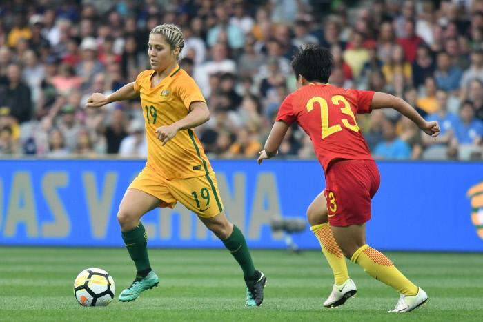 CDM France 2019 : l'Australie bat le Brésil sur le fil