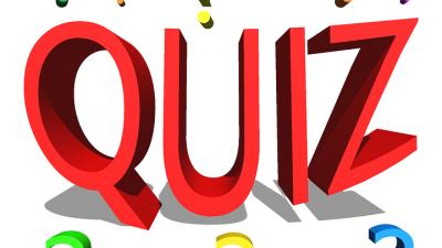 Quiz – spécial people !