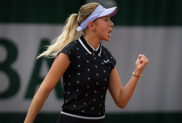 Roland-Garros : Amanda Anisimova va défier Halep en quart