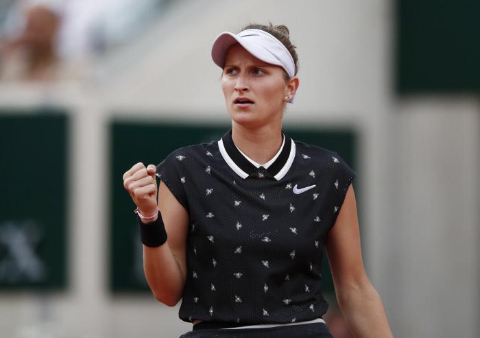 Roland-Garros : Vondrousova sans pitié avec Konta pour rallier sa première finale en Grand Chelem