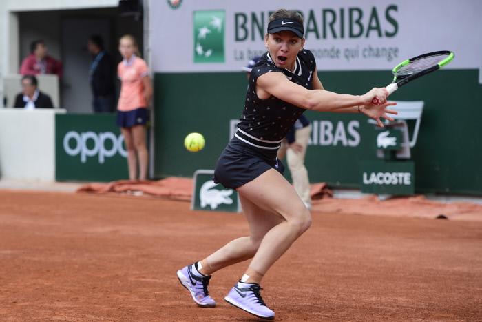 Roland-Garros : Simona Halep expédie la jeune Swiatek en 45 minutes