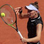 La Tchèque Marketa Vondrousova (38e mondiale) s'est qualifiée pour la toute première demi-finale en Grand Chelem de sa carrière mardi soir à Roland-Garros.