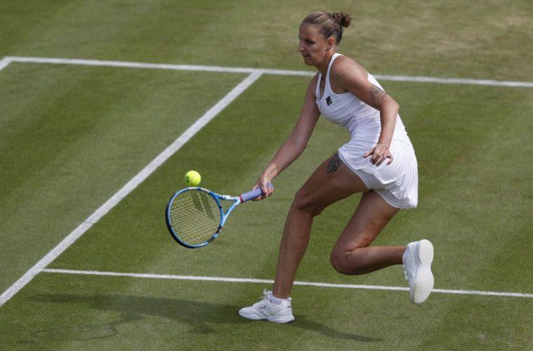 Wimbledon : Karolina Muchova se hisse en quarts après avoir battu Karolina Pliskova