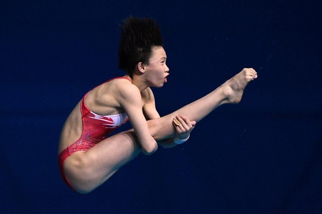 Plongeon : à 13 ans, la Chinoise Chen Yuxi remporte l'or aux Championnats du monde