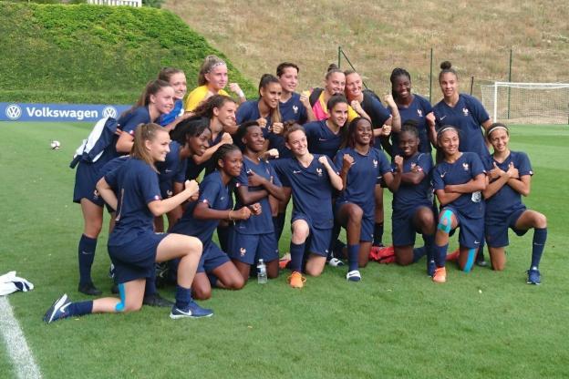 Euro U19 : les Bleuettes sont championnes d'Europe !