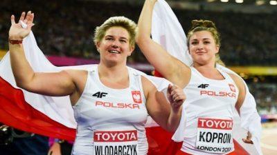 Athlétisme : Anita Wlodarczyk forfait pour les Mondiaux-2019 de Doha