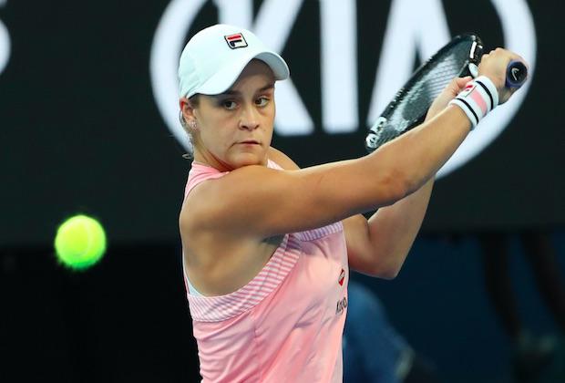 Wimbledon : la numéro 1 mondiale Ashleigh Barty sort en huitièmes de finale